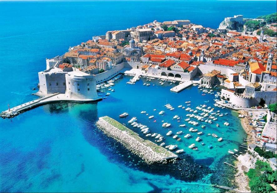 Dubrovnik (Unesco 1979.)